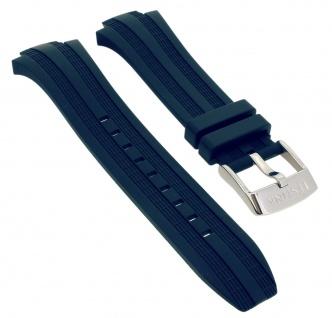 Festina Uhrenarmband | blau Band aus Kautschuk mit Dornschließe F16834/2