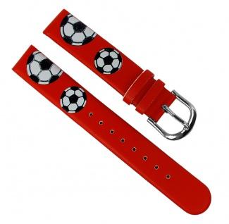Adora Youngline Kinder AY4373 rotes Ersatzband 14mm Band Kunststoff AY4353