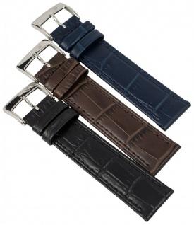 Uhrenarmband Ersatzband Leder Band 19mm passend zu allen Festina F16745