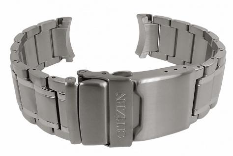 Citizen Automatik Promaster Ersatzband Titan titanfarben NY0100-50ME NY0100