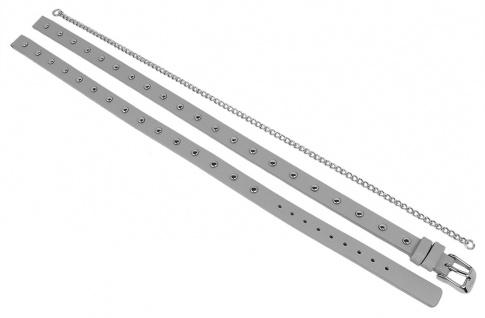 s.Oliver Ersatzband 10mm | Wickelband aus Leder in braun mit Dornschließe SO-2285-LQ
