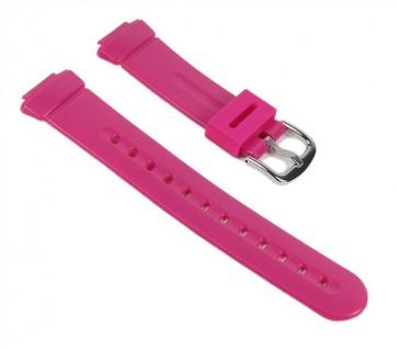 Casio Uhrenarmband Resin Band Pink BG-1005M-4ER BG-1005M