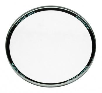 Casio G-Shock Mineral Ersatzglas rund schwarzer Rand GMA-S140-4A1ER