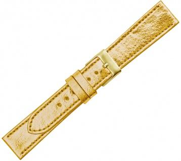 piñastrap Ersatzband   100% veganes Uhrenarmband Ananasfaser golden flach