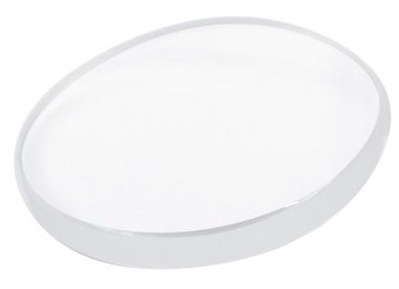 Festina Uhrenglas Mineralglas geschliffener Rand rund Ersatzglas flach F20351