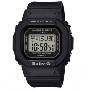 Casio Baby-G Armbanduhr mit 5 Tagesalarme Damen digital BGD-560-1ER