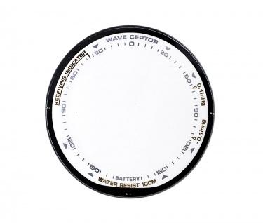 Casio Pro-Trek Ersatzglas Uhrglas Mineralglas rund mit Aufdruck für PRW-1300