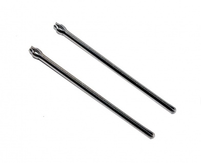 Minott Stifte Open End Pins Ø 0, 9mm für Metallarmbänder 31085