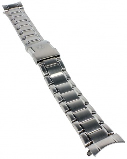 Timex Expedition Uhrenarmband Ersatzband Edelstahl silbern 20mm für T45941