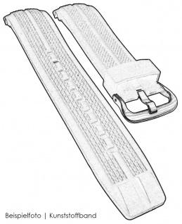 Calypso Ersatzband 23mm weiß Kunststoff für Smartwatch K8500