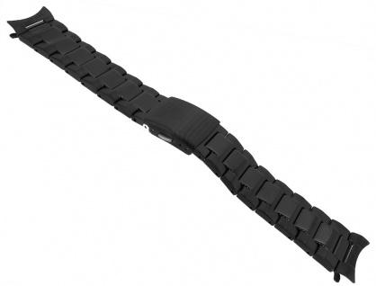 Citizen Eco Drive 22mm Uhrenarmband schwarz CA0695-17E CA0695-84E