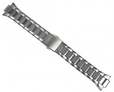 Casio Uhrenarmband Edelstahl Band für EF-306D