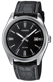 Casio Collection Herren Armbanduhr 5 BAR Neo-Display MTP-1302L-1AVEF