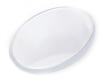 Casio Ersatzglas Uhrenglas Mineralglas Rund für EF-127 10287644