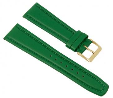 Graf Manufaktur Montana Uhrenarmband Walknappa Band Grün 26374G
