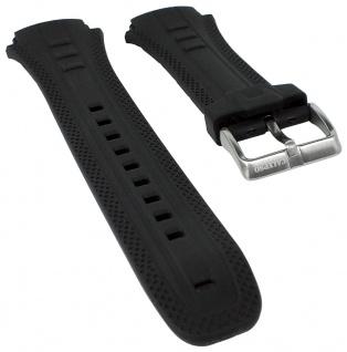 Calypso Watches Uhrenarmband Kunststoff schwarz mit Struktur K5634/1