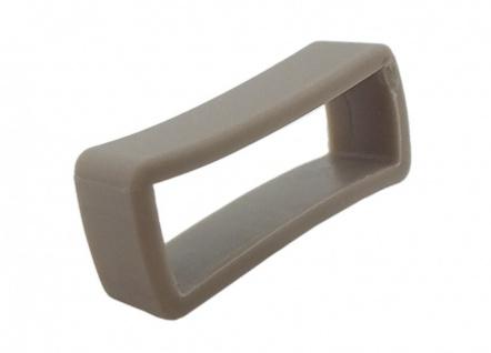 Festina Multifunktion Kautschukschlaufe 22mm grau Ersatzschlaufe Schlaufe F16665/2 F16665