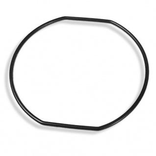 Casio Dichtungsring | Bodendichtung Gummi schwarz für Baby-G BGD-100 BGD-101 BGD-102 BGD-103
