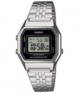 Casio Collection Armbanduhr Digital Damenuhr LA680WEA-1EF