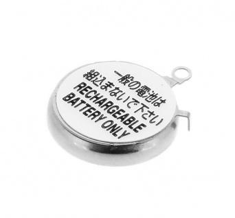 Panasonic Knopfzelle Akku / Batterie MT920 Lithium -Metal mit Fähnchen
