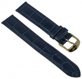 Uhrenarmband Ersatzband Leder Band 19mm passend zu allen Festina F16825
