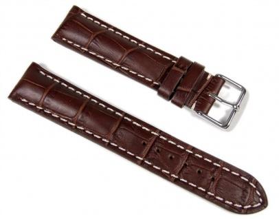 Uhrenarmband Leder 20mm 645020
