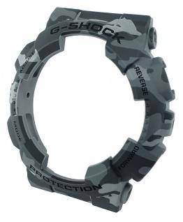 Casio G-Shock Lünette Bezel camouflage grau für GA-100CM | GD-120CM