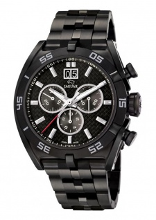 JAGUAR SWISS MADE Herrenuhr Armbanduhr Edelstahl Saphirglas Chrono Limited Edition 0736/1300 J656