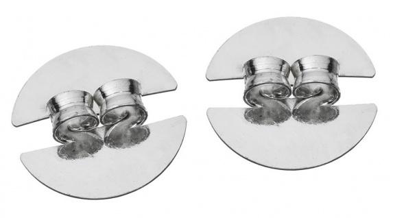 Minott Erstohrstecker Verschluss Ø 12mm Stopper Ohrmutter Silber 925