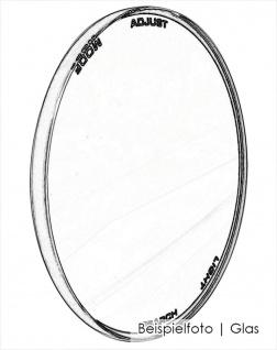 Casio Pro Trek Mineralglas rund flach schwarzer Rand PRW-1300Y-1V PRW-1300T-7V