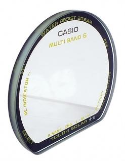Casio G-Shock Mineral Ersatzglas halbrund mit Aufdruck GW-7900-1 GW-7900NV-2