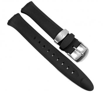 Calypso Damen Uhrenarmband Kunststoff Band schwarz K5162/1 K5162