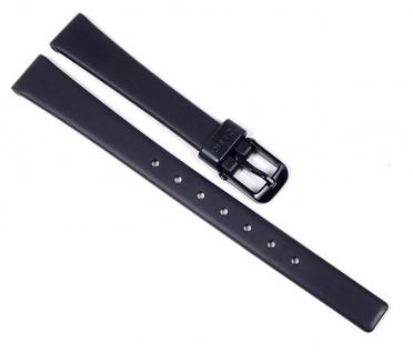 Casio Uhrenarmband Resin schwarz 12mm LQ-53 LQ-55 LQ-57 LQ-59 LQ-111 LQ-140 LQ-139