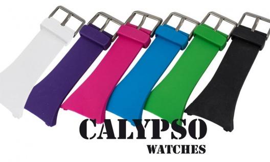 Calypso Watches Uhrenarmband Kunststoff Band für alle Modelle K5633