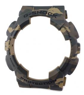 Casio G-Shock Lünette Bezel camouflage braun für GA-100CM | GD-120CM