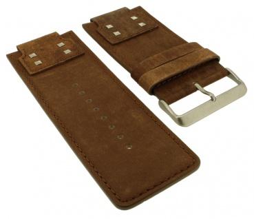 Bruno Banani Pagona Ersatzband Leder braun Used- Look PA3 BR20932 BR20931 BR20929 BR20930