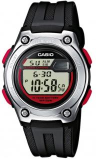 Casio Collection Herrenuhr Digitaluhr Alarm 15498