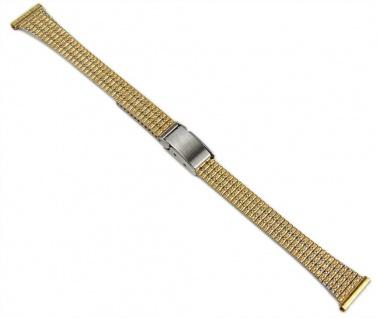 Minott Uhrenarmband Edelstahl Band Bicolor 14mm 823000001314