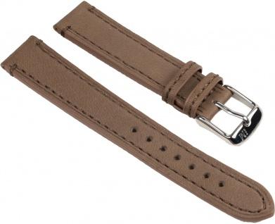 Morellato Lautrec Uhrenarmband Leder Band Beige 18mm 25389S