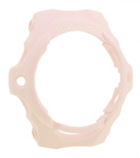 Casio Baby-G | Ersatzteil Lünette Bezel rosa Resin BG-169G-4B / BG-169G
