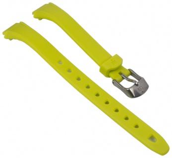 Timex Ironman Essential 30 Uhrenarmband Damen Kunststoff Band gelb TW5K90200