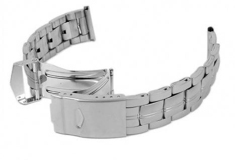 Uhrenarmband Edelstahl Band 20mm