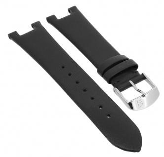 Festina Damen Uhrenarmband Ersatzband aus Leder in dunkelgrau F20234/3