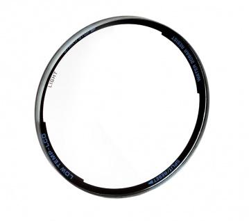 Casio Ersatzglas Uhrglas Mineralglas rund mit Aufdruck für G-Shock GLS-100