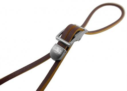 Uhrenarmband Leder Band braun passend zu Timberland 65088L - 28155 - Vorschau 2