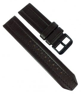 Police Pitcher Ersatzband 22mm Leder braun P15240JSBBN/02 P15240 P15240JSBBN