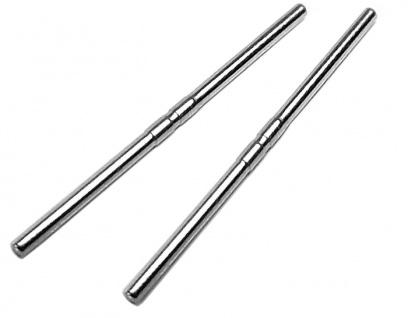 Minott Stifte | 2x Uhrenstifte / Verbindungsstifte Ø 0, 9 aus Edelstahl für Metallbänder | 32758