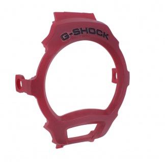 Casio G-Shock Lünette Bezel/Inner rot für DW-004B mit schwarzer Schrift