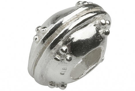 Charlot Borgen Marken Damen Bead Beads Drops Sammelelement 925/-Silber SC-20