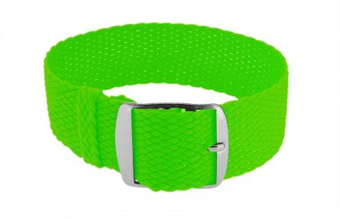 Minott Durchzugsband Ersatzband neon grün Band geflochten Perlonband 35839